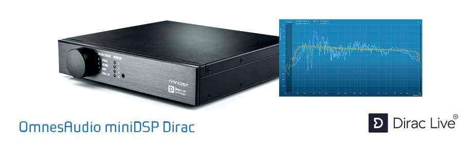miniDSP Dirac